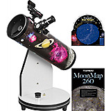 Kit Moon & Stars pour l'Orion FunScope Astro Dazzle 114 mm