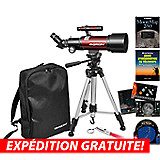 Kit de lunette astronomique GoScope III 70 mm d'Orion
