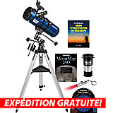 Kit de telescope equatorial Orion StarBlast II 4.5
